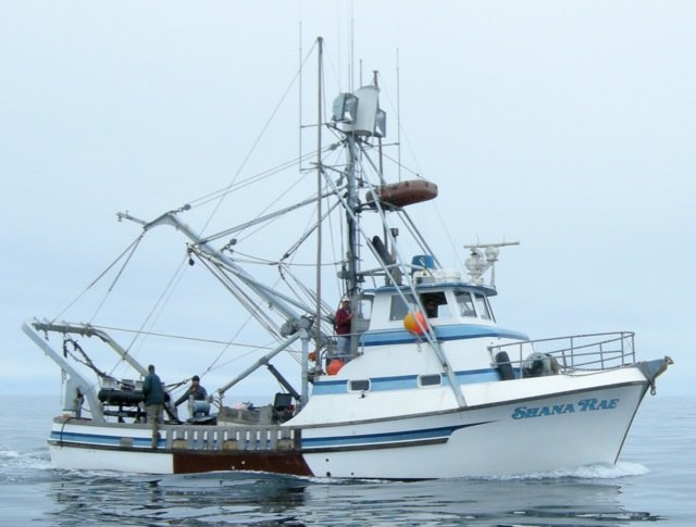 Monterey Canyon Research Vessels, Inc    Coastal Research
